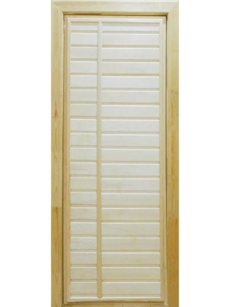 Банная дверь ПГ-5 (Осина)