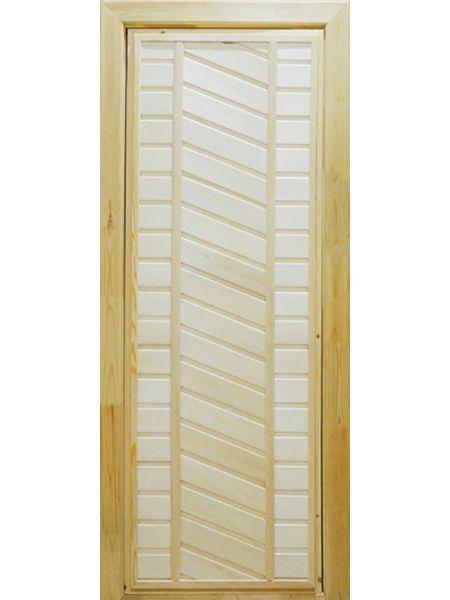 Банная дверь ПГ-6 (Липа)