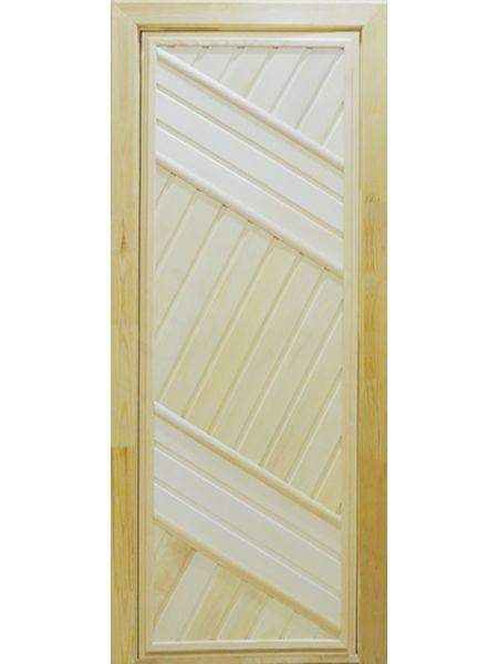 Банная дверь ПГ-8 (Липа)