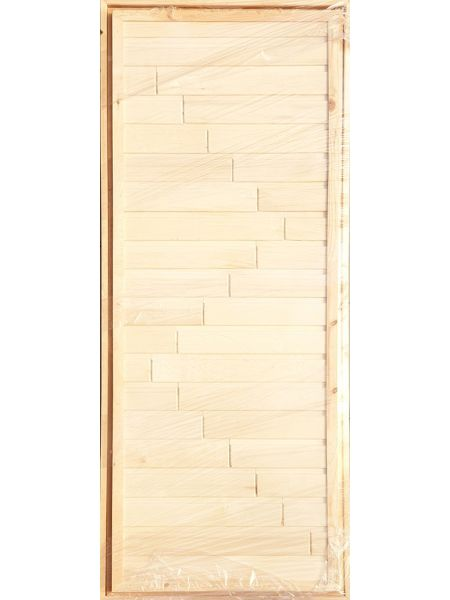 Банная дверь ПГ-9 (Осина)