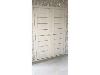 Межкомнатные двери в ванную и туалет 2