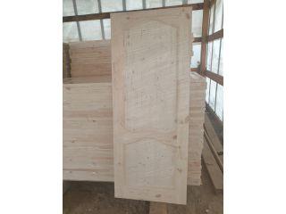 Деревянная дверь (Собственное производство)