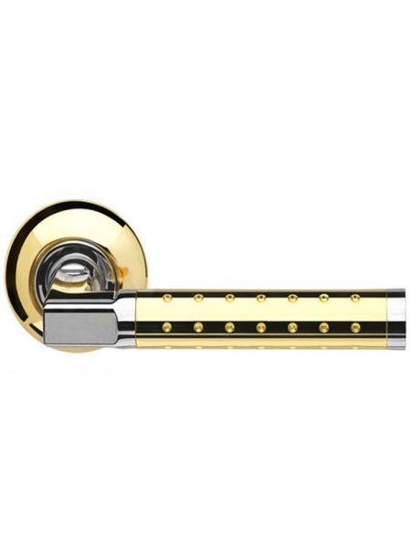 Дверная ручка Armadillo Eridan LD37-1GP/CP-2 (Золото/хром)