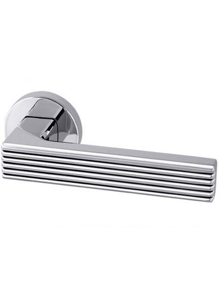 Дверная ручка Armadillo Line URB6 CP-8 (Хром)