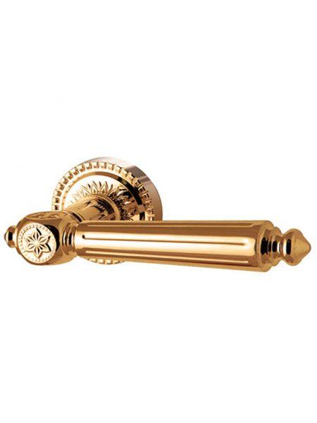 Дверная ручка Armadillo Matador CL4-GOLD-24 (Золото 24 К)