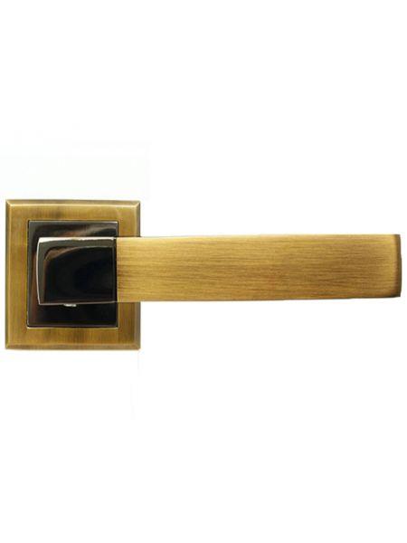 Дверная ручка STRICTO A-67-30 (Черный кофе/мокко)