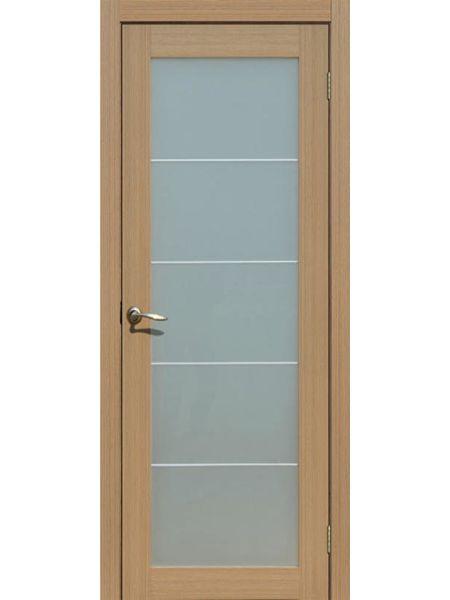 Межкомнатная дверь La Stella - 213 (Тиковое дерево)