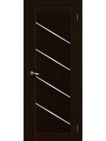 Межкомнатная дверь La Stella - 215 (Дуб мокко)
