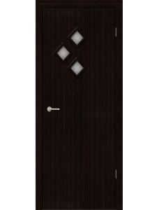 Межкомнатные двери ПО Стрела (Венге)