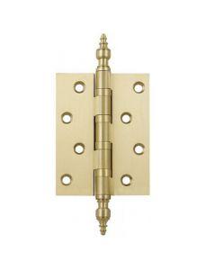 Петля универсальная Armadillo 500-B4 100x75x3 SG Матовое золото Box