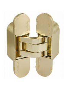 Петля скрытой установки с 3D-регулировкой UNIVERSAL 3D-ACH 60 SG Мат. золото