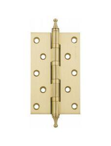 Петля универсальная Armadillo 500-A5 125х75х3 SG Матовое золото Box
