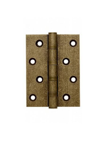 Петля универсальная Armadillo 500-C4 100x75x3 OB Античная бронза Box