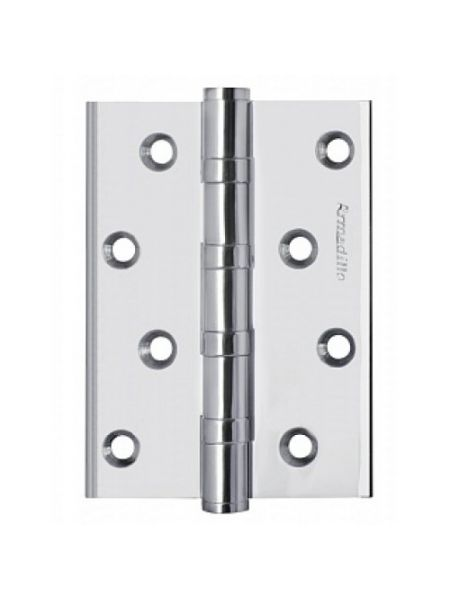 Петля универсальная Armadillo 500-C4 100x75x3 CP Хром Box