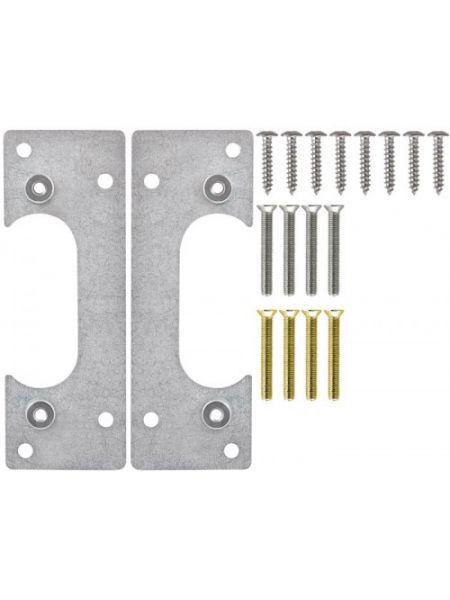 Крепёжная пластина Armadillo для петли скрытой установки с 3D-регулировкой Architect 3D-ACH 60 (2 шт.)