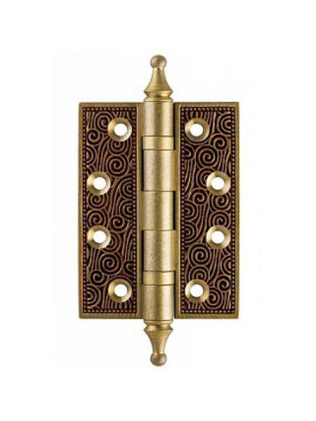 Петля Armadillo универсальная Castillo CL 500-A4 102x76x3,5 FG-10 Французское золото