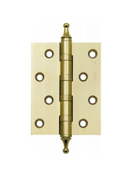 Петля универсальная Armadillo 500-A4 100x75x3 GP Золото Box