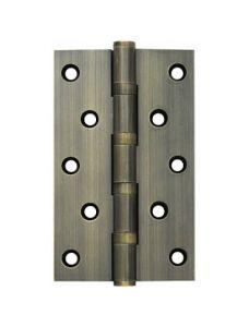 Петля универсальная Armadillo 500-C5 125х75х3 AB Бронза Box