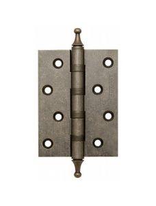 Петля универсальная Armadillo 500-A4 100x75x3 AS Античное серебро Box