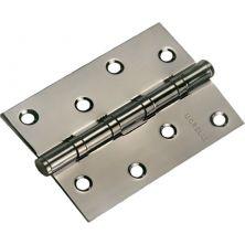 Петля стальная универсальная MORELLI MS 100X70X2.5-4BB BN черный никель