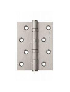 Петля универсальная Armadillo 500-C4 100x75x3 SN Сатиновый никель Box