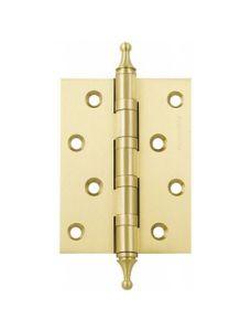 Петля универсальная Armadillo 500-A4 100x75x3 SG Матовое золото Box