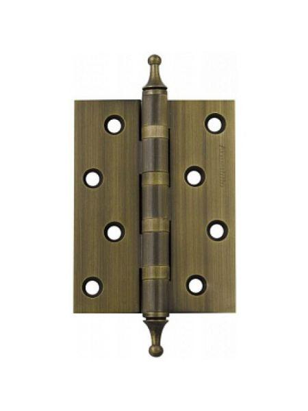 Петля универсальная Armadillo 500-A4 100x75x3 WAB Матовая бронза Box