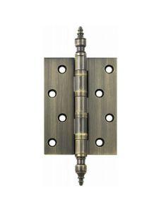 Петля универсальная Armadillo 500-B4 100x75x3 AВ Бронза Box