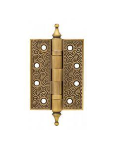 Петля Armadillo универсальная Castillo CL 500-A4 102х76х3,5 WAB Матовая бронза