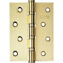 Универсальная петля BUSSARE B020-C 100X75X2.5-4BB-1SG Золото матовое