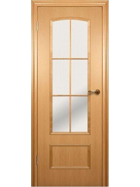 Межкомнатная дверь Краснодеревщик Модель 208 (Бук)