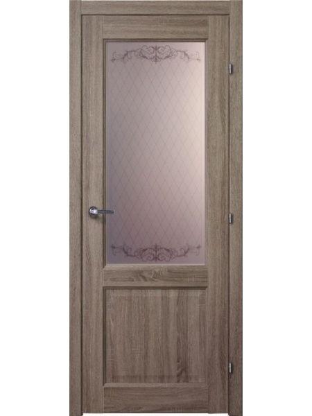 Межкомнатная дверь Краснодеревщик Модель 63.24 (Серый)