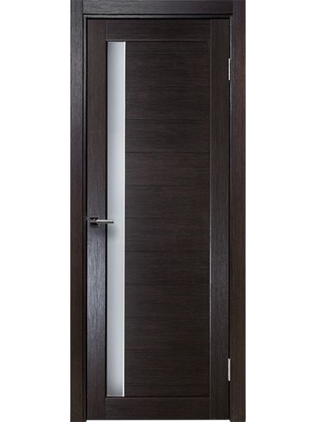 Межкомнатная дверь Bloom - Жасмин (Горький шоколад)