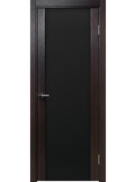 Межкомнатная дверь Bloom - Магнолия (Горький шоколад)