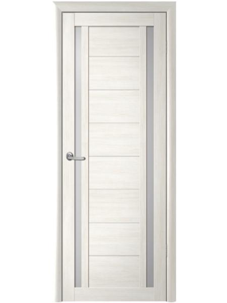 Межкомнатная дверь Фрегат Albero Рига (Кипарис белый)