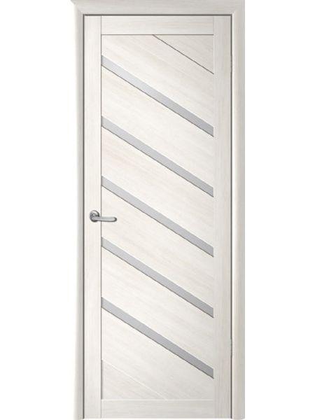 Межкомнатная дверь Фрегат Albero Сингапур-5 (Кипарис белый)