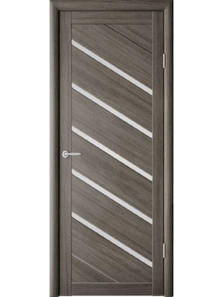 Межкомнатная дверь Фрегат Albero Сингапур-5 (Серый кедр)