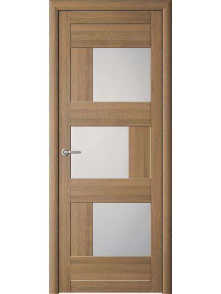Межкомнатная дверь Фрегат Albero Стокгольм (Кипарис янтарный)