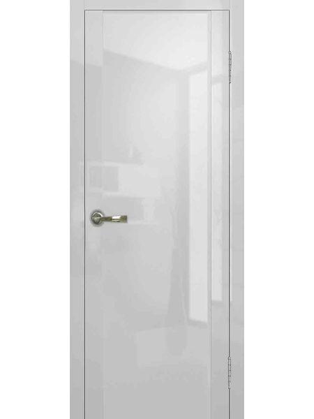 Межкомнатная дверь Greenwood Диана (Белый глянец)