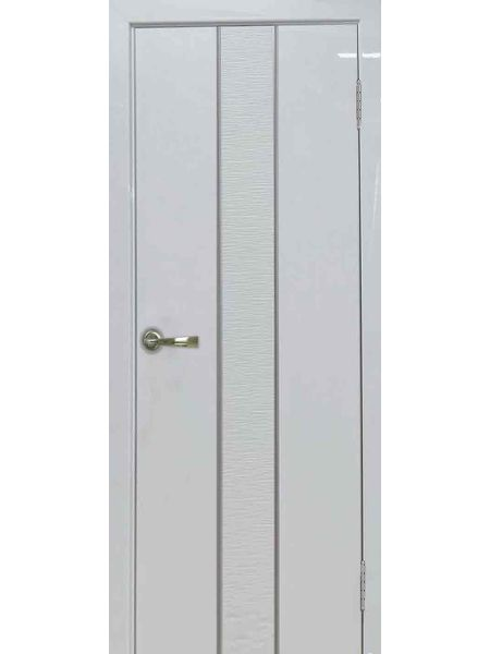 Межкомнатная дверь Greenwood Герда (Белый глянец)