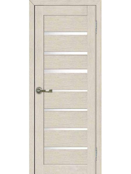 Межкомнатная дверь Greenwood Гринвуд-1 (Беленый дуб)