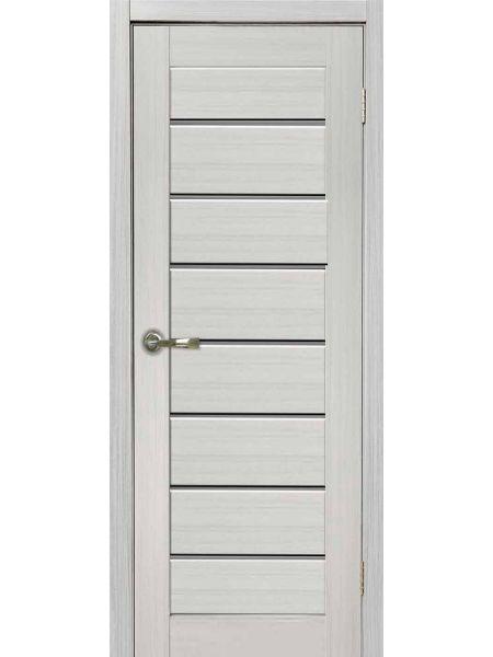 Межкомнатная дверь Greenwood Гринвуд-11 (Сандал белый)