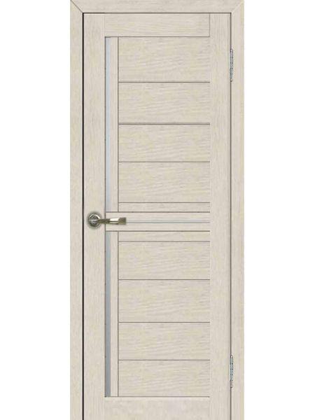 Межкомнатная дверь Greenwood Гринвуд-4 (Беленый дуб)