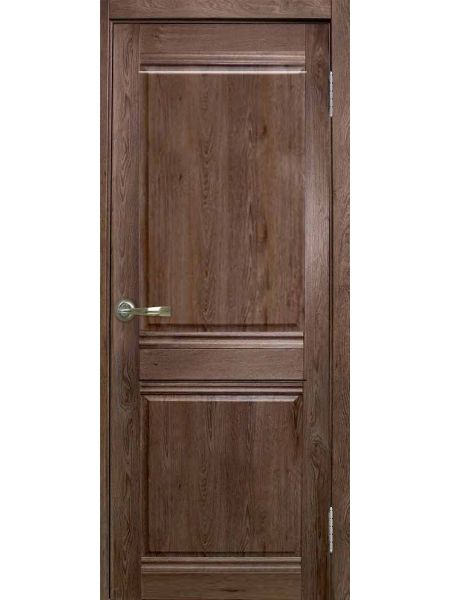 Межкомнатная дверь Greenwood ПГ Дуэт (Шокко)