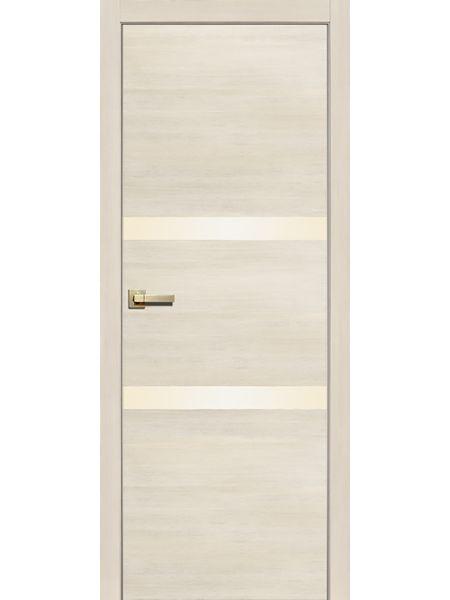 Межкомнатная дверь La Stella - 2002 (Ясень латте)