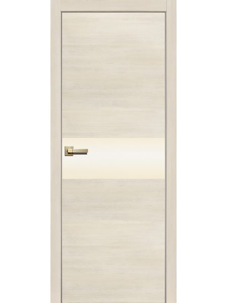 Межкомнатная дверь La Stella - 2004 (Ясень латте)