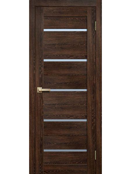 Межкомнатная дверь La Stella - 206 (Дуб коньяк)