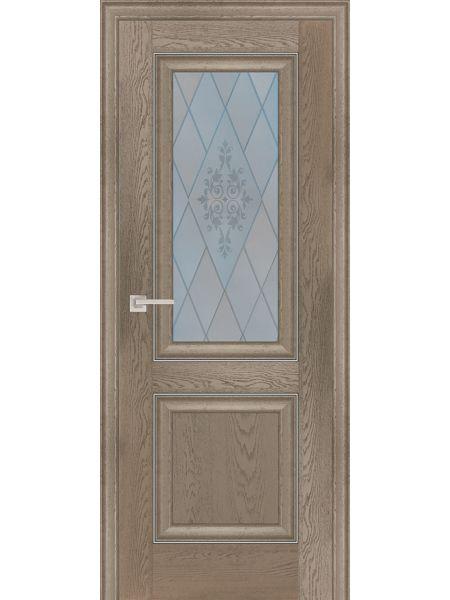Межкомнатная дверь Profilo Porte PSB-27 (Дуб гарвард)