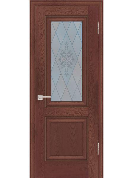 Межкомнатная дверь Profilo Porte PSB-27 (Дуб оксворд)