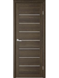 Trend doors ПО T-1 (Дуб оксфорд - Белый акрилат)